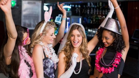παρτυ νυφης για bachelor - party games Bachelorette